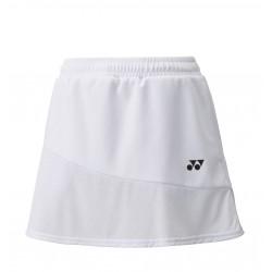 Yonex skirt 26020   wit   maat S